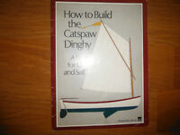 How to Build the Catspaw Dinghy A Wooden Boat For Oar & Sail