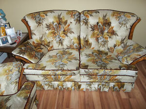 Sofa  loveseat and chair