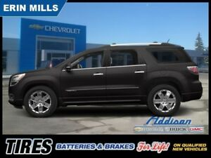 2013 GMC Acadia Denali  7 Pass Leather Sunroof Navi
