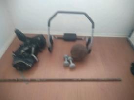 Keep fit equipmemt