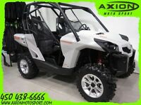 2015 Can-Am COMMANDER 800R DPS DEMO 57,60$/SEMAINE