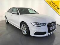 2014 64 AUDI A6 S LINE TDI ULTRA DIESEL 1 OWNER AUDI SERVICE HISTORY PX WELCOME