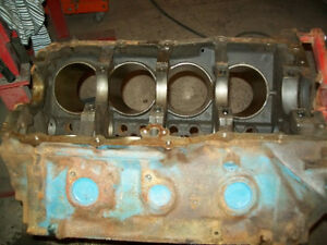 Buick 455 bare block from 1972-75 guaranteed sound.