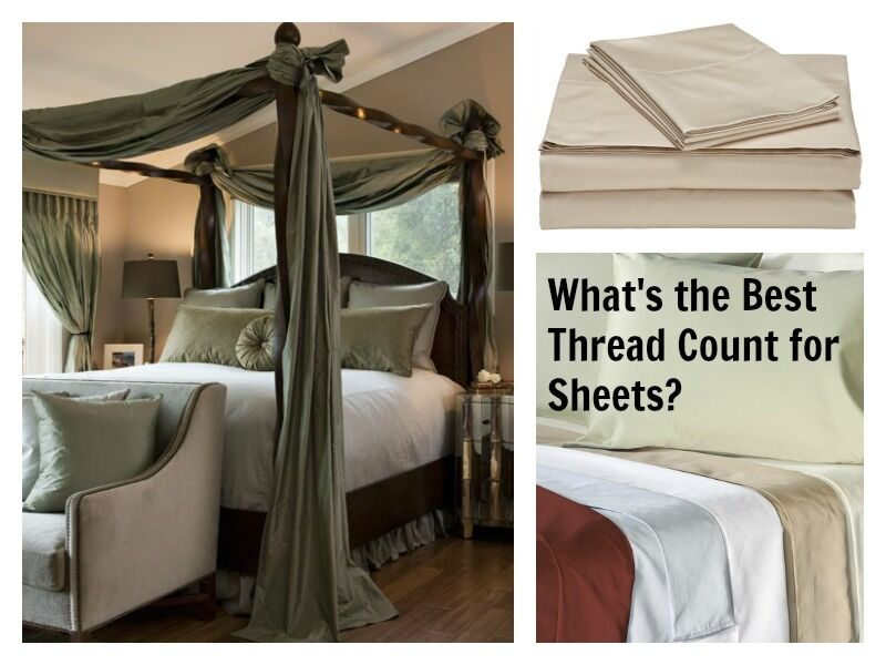 What S The Best Thread Count For Sheets