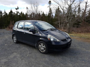 2007 HONDA FIT LX - GREAT ON GAS