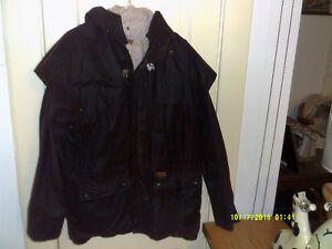 LADIES OUTBACK TRADING COMPANY OILSKIN JACKET