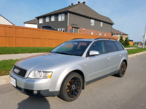 2004 audi a4 1.8t FWD as is