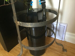 :L.F:External Canister type filter for aquariums
