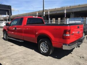 """Ford F-150 4WD SuperCab 163"""" 2007"""