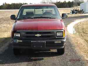 1995 Chevrolet S-10 Other