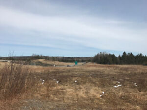 Commercial Lot In High Traffic Location- St George NB