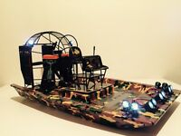 Aquacraft Cajun Commander R/C Air boat