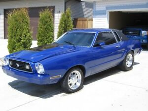1978 Ford Mustang Ghia Coupe (2 door)