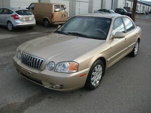 2003 Kia Magentis Auto 93000KMS ( Comes With 2 Yers Warranty )
