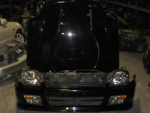 HONDA PRELUDE BB6 SIR H22A FRONT END CONVERSION NOSE CUT JDM H22