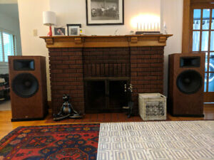 Tyler Acoustic PD-15 Speakers (Hi-Fidelity 98 dB efficient)