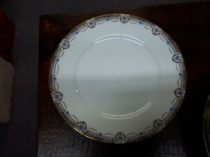 limoges china circa 1911 - 1923 dinner plate