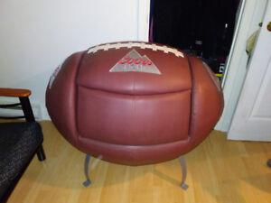 Ballon football coors light