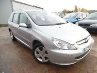 PEUGEOT 307 SW SE 1.6 DIESEL 7 SEATER ONE OWNER