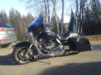 2009 HARLEY STREET ELECTRA GLIDE TOURING