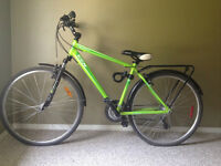 CCM Velocity Hybrid Bike + Warranty, Receipt, and Manual
