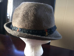 Stetson Sovereign Hat, size 7 1/8