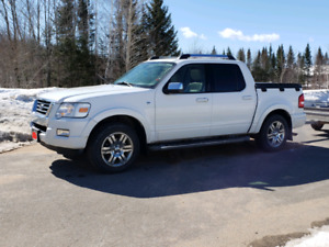 2007 Ford Explorer Sport Trac Limited Edition 4x4 V8