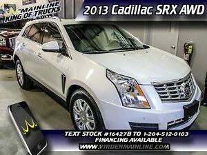 2013 Cadillac SRX Luxury Collection   - $272.90 B/W