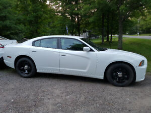 Dodge charger 2014 (ancien SQ police)