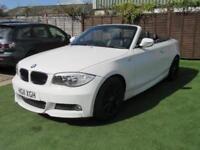 2011 BMW 1 Series 2.0 120d M Sport 2dr