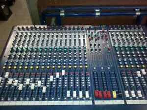 Sound Craft Studio Mixer .We sell used electronics. Get a Deal!