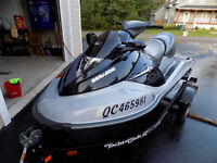 Sea-doo GTX limited 3 places