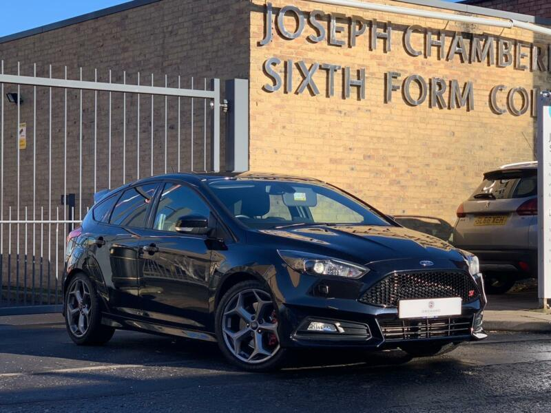 2015 65 Ford Focus St 3 2 0t St3 New Shape Sat Nav Recaro P Glass In Highgate West Midlands Gumtree