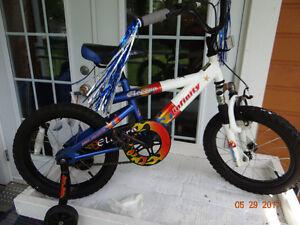 Magnifique Vélo de montagne avec roues 16 '' *****