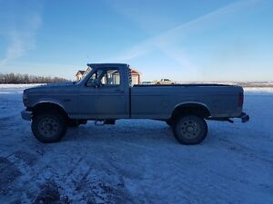 1993 Ford F-250 7.3L turbo diesel