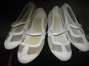3 Pairs of Shoes/1 pair is brand NEW! Size 9-Try them!