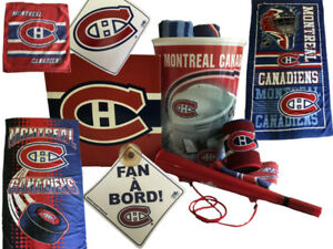 NHL Montreal Canadians Fan Gear