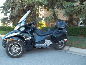 Can Am Spyder RTSE5
