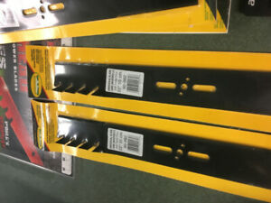 universal lawnmower blades