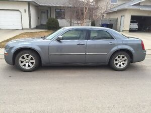 2006 Chrysler 300 including a set of winter tires