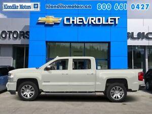 2018 Chevrolet Silverado 1500 High Country  - Sunroof