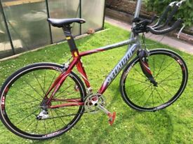 Specialised transition time trial bike