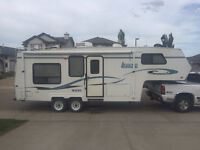 Vanguard Legend Fifth Wheel - with option to also buy truck