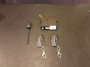 Visions Remote Start Install 350 for a 1 way system installed