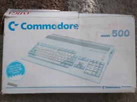 Boxed Amiga 500
