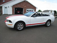 2007 Ford Mustang Convertible V6 TRADE WELCOME