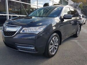 Acura MDX Navigation Package 2016