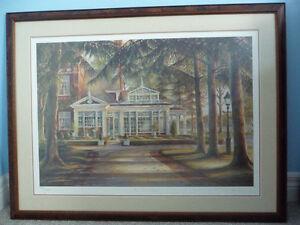 "Limited Edition Print - Trisha Romance - ""The Conservatory"" Kitchener / Waterloo Kitchener Area image 1"