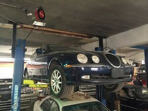 2000 JAGUAR 3.0L S-TYPE