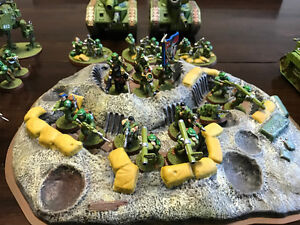 Warhammer 40k Imperial Guard Army For Sale London Ontario image 8
